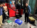 Quảng Ninh: Bắt giữ xe khách vận chuyển trái phép động vật quý hiếm