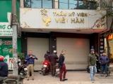 Sở Y tế Hà Nội thông tin vụ người đàn ông tử vong tại mỹ viện