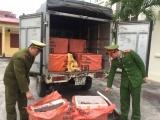 Bắc Giang: Chặn hơn 1 tấn sản phẩm động vật 'bẩn' trên đường về Hà Nội