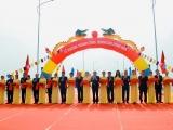Khánh thành cầu sông Hóa nối Hải Phòng với Thái Bình