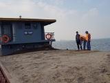 Hải Phòng: Tạm giữ 600m3 cát không rõ nguồn gốc