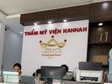 Thẩm mỹ viện Hannah – Dr. Phan Việt ngang nhiên quảng cáo, thực hiện dịch vụ không phép