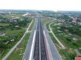 Khởi công xây dựng nút giao đường vành đai 3 với cao tốc Hà Nội - Hải Phòng