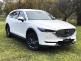Mazda Cx-8 Deluxe – SUV 7 chỗ dưới 1,1 tỷ đồng