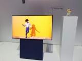 Samsung ra mắt TV xoay dọc, xem video như smartphone