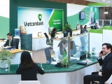 Vietcombank đặt mục tiêu tăng trưởng năm 2020 khoảng 26.628 tỷ đồng