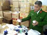 Hà Nội: Triệt phá đường dây sản xuất tân dược giả quy mô lớn