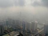 Không khí Hà Nội lại ở ngưỡng nguy hại cho sức khỏe