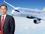 Vingroup chính thức ngừng dự án hàng không Vinpearl Air