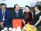 Chi gần 358 tỷ đồng tặng quà người có công dịp Tết Canh Tý