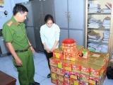 Đồng Nai: Bắt đối tượng mua hơn 2 tạ pháo để bán kiếm lời dịp Tết