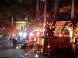 Thanh Hóa: Cháy tòa nhà dầu khí, một người chết