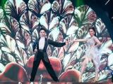 Khánh Thi hiếm hoi khiêu vũ cùng chồng trẻ Phan Hiển
