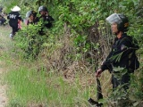 Hơn 500 cảnh sát vây bắt nghi phạm bắn 4 người tử vong ở Củ Chi