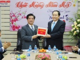 Chủ tịch MTTQ Việt Nam Trần Thanh Mẫn thăm và làm việc với Hội Mỹ nghệ Kim hoàn Đá quý Việt Nam