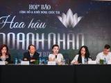 """Dời lịch cuộc thi 'Hoa hậu Doanh nhân Việt Nam Quốc tế"""" năm 2020 vì dịch virus corona"""