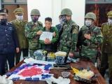 Hà Tĩnh: Bắt giữ đối tượng vận chuyển 36.000 viên hồng phiến và 4kg ma túy đá