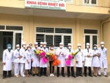Thanh Hóa: Nữ bệnh nhân bị nhiễm Virus Corona đã được xuất viện