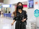Minh Tú đại diện Việt Nam lên đường sang Mỹ tham dự New York Fashion Week