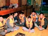 Thanh Hóa: Cứu vớt thành công 7 ngư dân gặp nạn trên biển