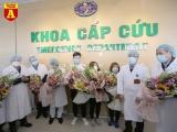 Thêm 3 bệnh nhân nhiễm nCoV được chữa khỏi và xuất viện
