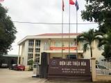 Thanh Hóa: Giám đốc cùng kế toán Điện lực Thiệu Hóa bị tố cáo