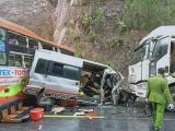 Thừa Thiên Huế: Tai nạn liên hoàn khiến 1 người chết, 5 người bị thương