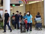 Tuyển nữ Việt Nam đã lên đường sang Australia