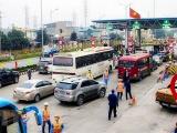 Bắt đầu triển khai thu phí không dừng trên cao tốc Hà Nội - Hải Phòng