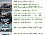 Mercedes-Benz triệu hồi gần 2600 xe lỗi phần mềm