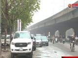 Quận Hoàng Mai (Hà Nội): Ra quân xử lí nghiêm hành vi đỗ xe lòng đường vỉa hè sai quy định