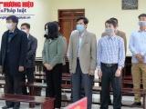 Thanh Hóa: Đoàn thanh tra nhận hối lộ bị tuyên án