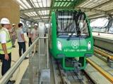 Hà Nội: Sớm đưa dự án đường sắt Cát Linh-Hà Đông vào khai thác