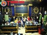 Hà Tĩnh: Bất chấp lệnh tạm đóng cửa, khách sạn Việt-Lào vẫn cho khách tụ tập dùng ma túy