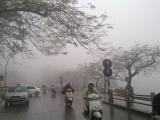 Dự báo thời tiết ngày 1/4: Bắc Bộ có mưa phùn và sương mù