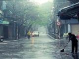 Dự báo thời tiết 5/4: Bắc Bộ rét, có mưa dông nhiều nơi