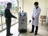 Việt Nam chế tạo thành công robot giúp phòng chống dịch bệnh