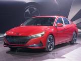 Hyundai Elantra 2021 mới ra mắt, giá từ 291 triệu đồng