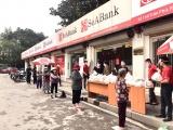 SeABank tặng 35,2 tấn gạo cho người nghèo trong mùa dịch Covid-19
