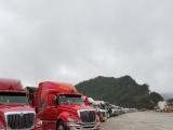 Lạng Sơn: Đề xuất tạm dừng tiếp nhận hàng xuất khẩu tại Tân Thanh