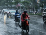 Dự báo thời tiết ngày 16/4: Nam Bộ có mưa dông