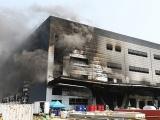 Cháy lớn tại công trường xây dựng ở Hàn Quốc làm 36 người chết