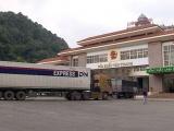 Trung Quốc dừng thông quan một số cửa khẩu ở Lạng Sơn