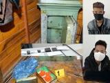 Bắt đối tượng đột nhập nhà dân phá két sắt, trộm hơn 100 triệu đồng