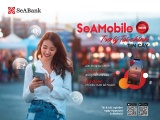 """SeABank tự hào với ứng dụng ngân hàng số """"SeAMobile New - Trợ lý tài chính tin cậy"""""""