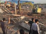 Tạm giữ 4 đối tượng để phục vụ công tác điều tra vụ sập công trình tại Đồng Nai