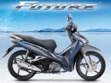 Honda giới thiệu mẫu xe số Future FI 125cc phiên bản mới