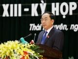 Bí thư Tỉnh ủy Thái Nguyên được bổ nhiệm chức vụ Thứ trưởng Bộ Công an