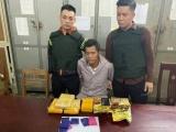 Nghệ An: Chặn bắt đối tượng vận chuyển số lượng lớn ma túy