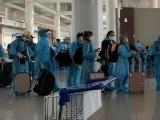 Gần 340 công dân Việt Nam tại Hàn Quốc đã về nước an toàn